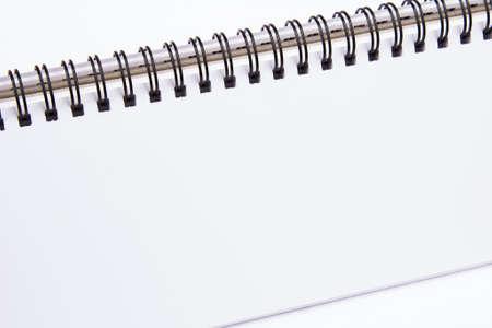workbook: white workbook background