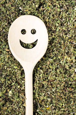 Cistus incanus - dried herb photo