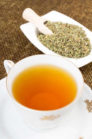 cleanse: Cistus incanus tea and dried herb
