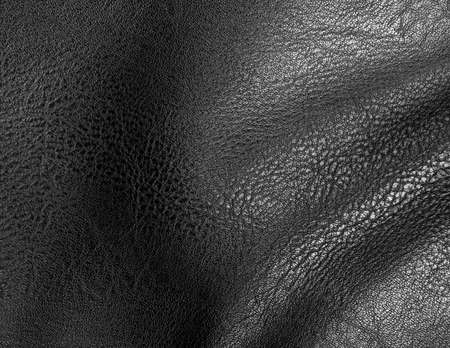 black leather texture: black artificial leather texture