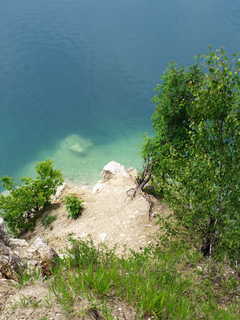 lake shore: lake shore