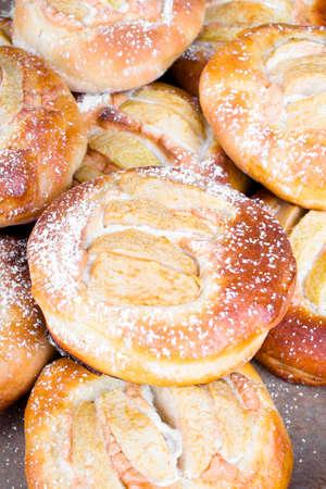 levadura: tortas de levadura casera
