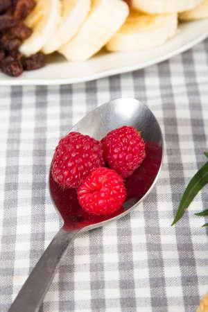 healthy snack: delicious fruits healthy snack