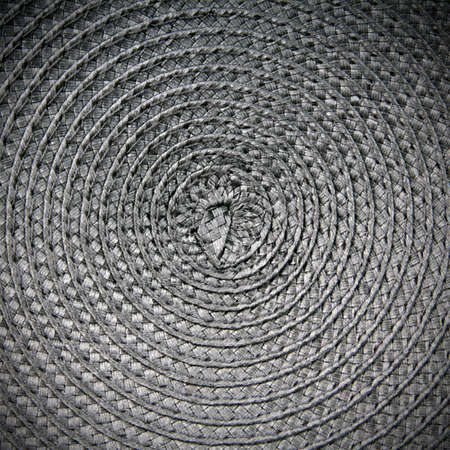 concentric: concentric gray background Stock Photo