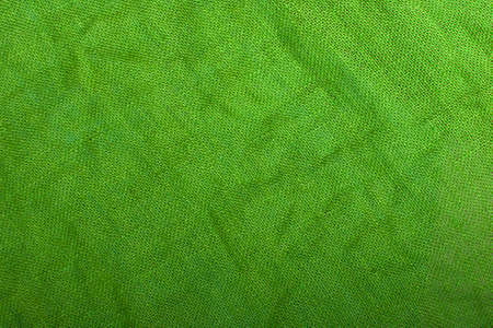green  linen texture for background