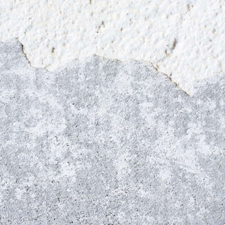 white cracked wall texture for background
