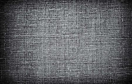 Dark linen texture background Imagens