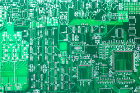 Circuit board. Electronic computer hardware technology.
