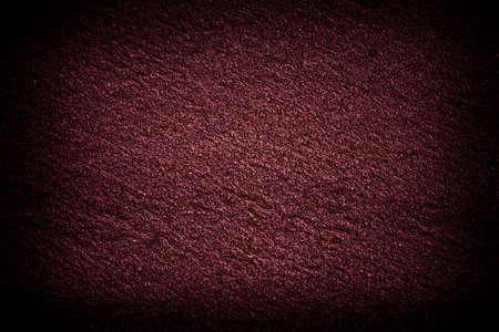 Dark red sand texture background