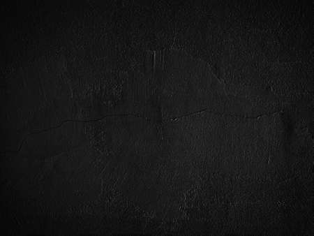 Dark black texture of the wall for background
