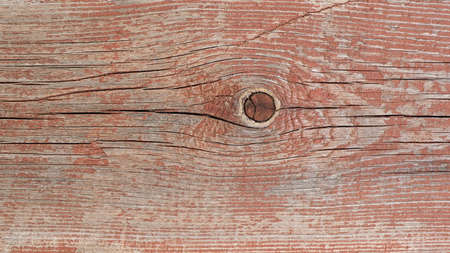 Red wood texture background surface with old natural pattern