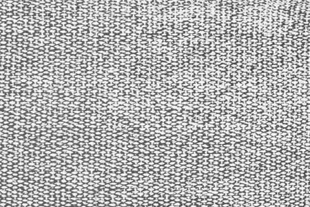 Black White gray Fabric Texture