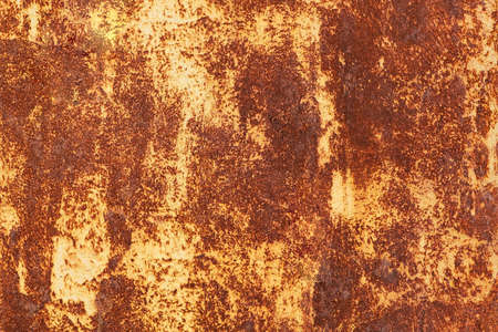 Grunge rusted metal texture, rust and oxidized metal background. Old metal iron panel.