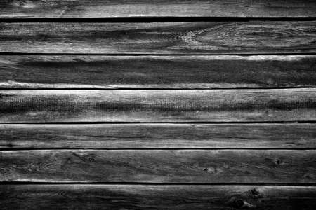 Black gray wood plank texture surface as background