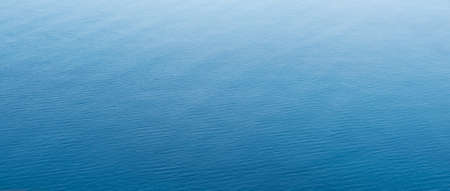Sea blue water surface texture background, aerial view, vacation travel concept Stock fotó - 161398419