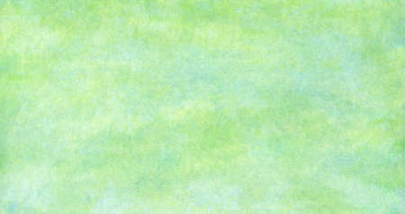 Abstract green watercolor background for texture or web banner Stock fotó