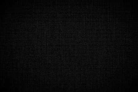 Black dark material texture fabric background