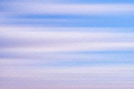 Sky abstract watercolor paint on texture paper background