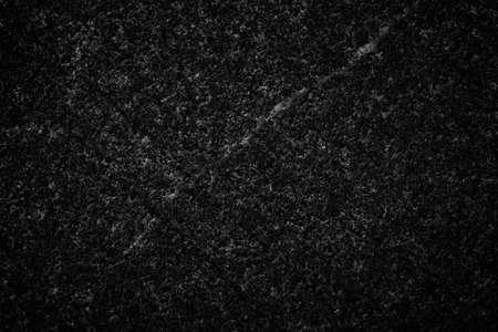 Dark black stone texture background