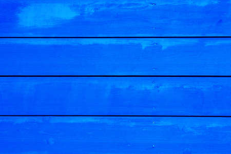 Navy blue horizontal planks for background or texture