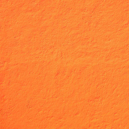 background grunge: Blazing orange rough wall for background Stock Photo