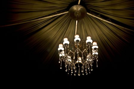 cloth halls: Luxury Chandelier