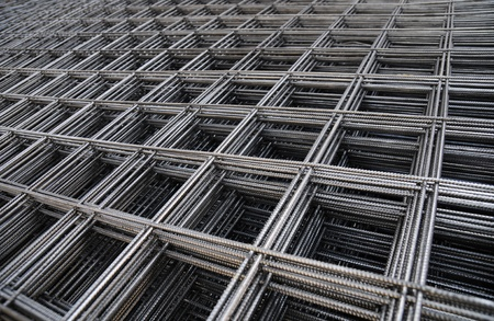 Steel Reinforcement Bars For Construction photo