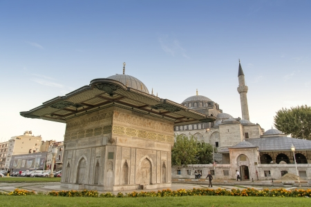 Tophane Fountain, Istanbul, Turkey