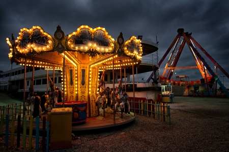 turnabout: Carousel