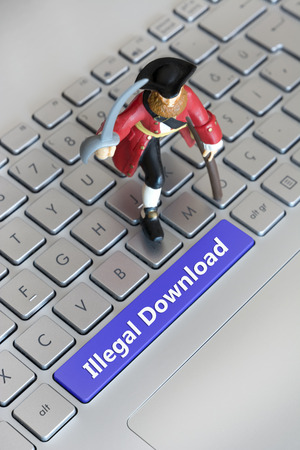 pirated: Illegal Download