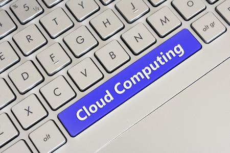retrieval: Cloud Computing Stock Photo
