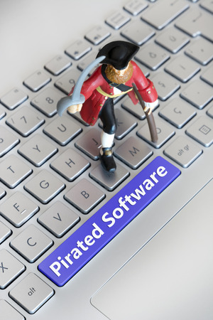 pirated: Pirated Software