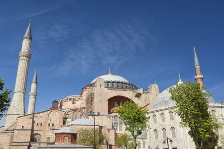 hagiasophia: Hagia Sophia Exterior Istanbul Turkey