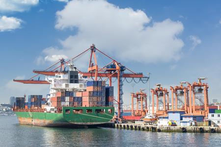 haydarpasa: Cargo Ship Docked At Haydarpasa Port Istanbul Turkey