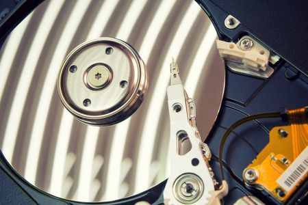 Hard Disk Banco de Imagens