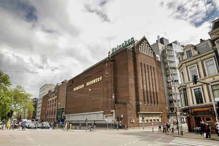 heineken: Heineken Experience Museum Amsterdam Netherlands