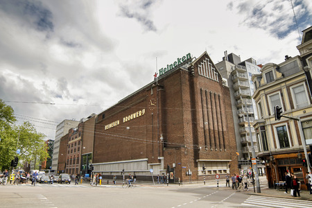 Heineken Experience Museum Amsterdam Netherlands