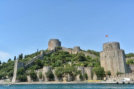 hisari: Rumeli Hisari Rumeli Fortress Istanbul Turkey