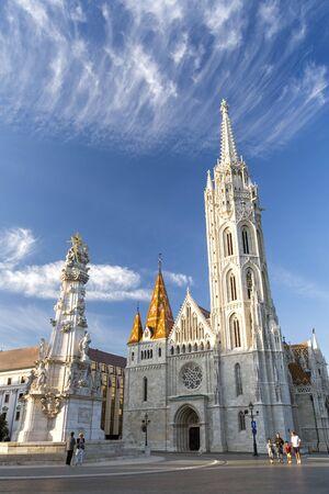 matthias: Matthias Church, Budapest, Hungary Editorial