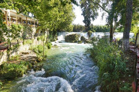 tarsus: Tarsus Waterfall, Mersin, Turkey Stock Photo