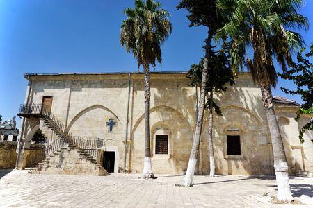 tarsus: Saint Pauls Church, Tarsus, Mersin, Turkey Stock Photo
