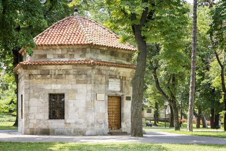 Tomb Of Damad Ali Pasha Inside Belgrade Fortress, Belgrade, Serbia Editöryel