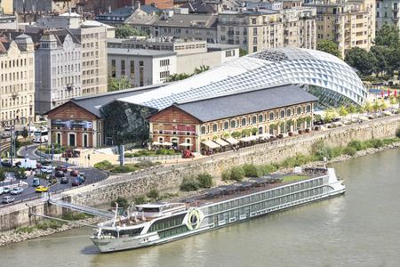 Balna Culture And Shopping Center, Budapest, Hungary Editorial