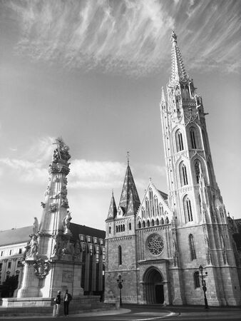 matthias church: Matthias Church, Budapest, Hungary Editorial