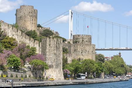 mehmed: Rumeli Hisari (Rumeli Castle), Istanbul, Turkey