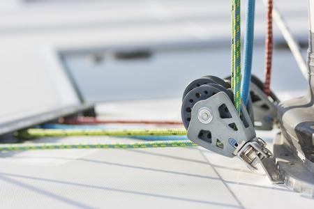 pulleys: Modern Sailing Pulleys