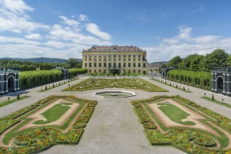 schloss schonbrunn: Schonbrunn Palace, Vienna, Austria