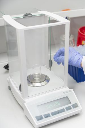 Precisie laboratoriumschaal