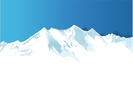 resorts: Winter mountains