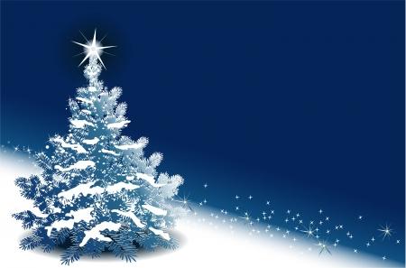 Christmas tree  Çizim